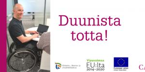 Duunista Totta -hanke